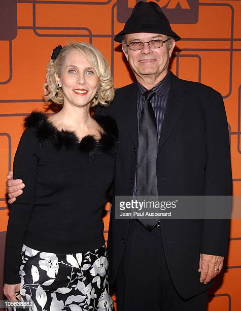 Joan Smith and Kurtwood Smith during 'That '70s Show' Series Wrap Party Arrivals at Tropicana at Hollywood Roosevelt Hotel in Hollywood California...