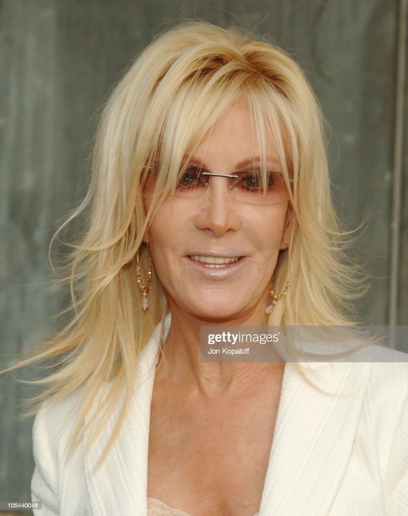 Joan Van Ark during CBS Summer 2005 Press Tour Party at Hammer Museum in Westwood, California, United States.