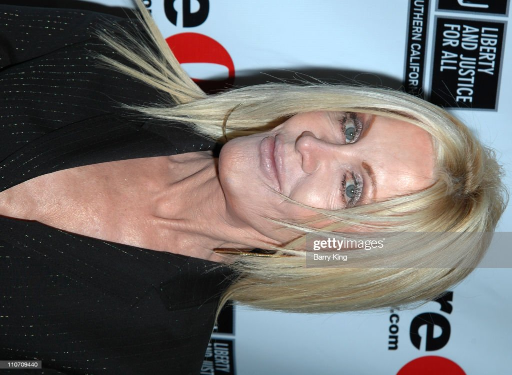 Joan Van Ark during Here! Network founders Paul Colichman and Stephen Jarchow Honored at 2007 ACLU Pride Partnership Awards - Inside at Private Residence in Bel Air, CA., United States.