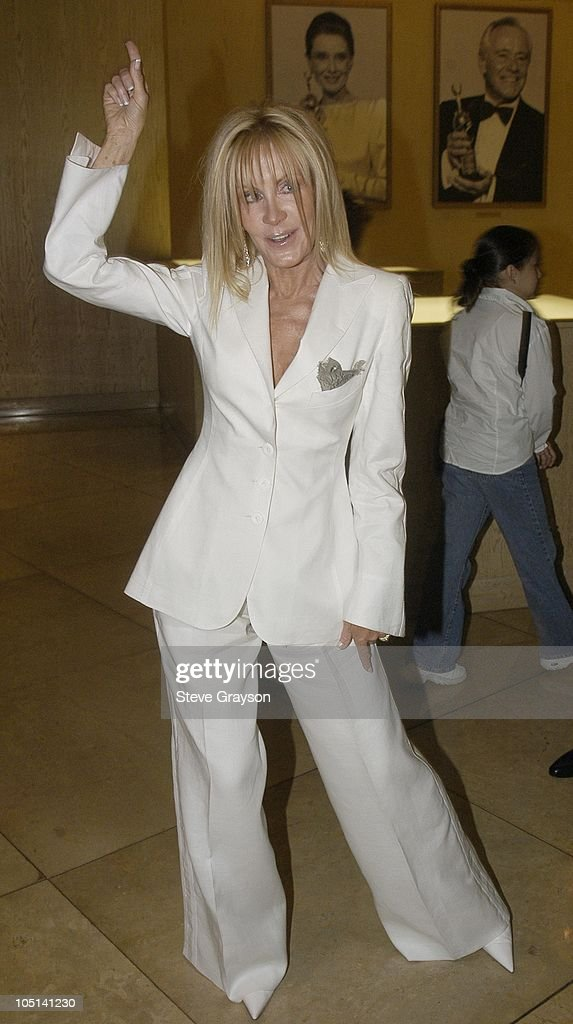 Joan Van Ark during The 2003 Trendsetters in Television Tribute to Icons in Film at The Beverly Hills Hilton Hotel in Beverly Hills, California, United States.
