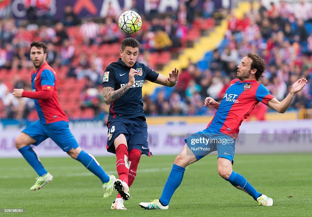Levante UD v Club Atletico de Madrid - La Liga