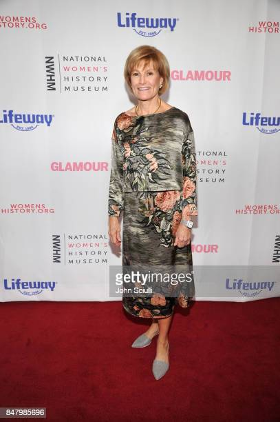 Joan Wages at the Women Making History Awards at The Beverly Hilton Hotel on September 16 2017 in Beverly Hills California