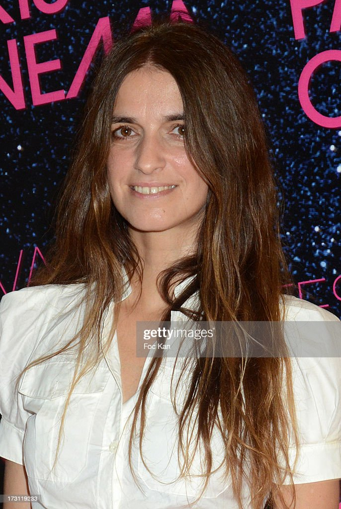 <a gi-track='captionPersonalityLinkClicked' href=/galleries/search?phrase=Joana+Preiss&family=editorial&specificpeople=618045 ng-click='$event.stopPropagation()'>Joana Preiss</a> attends 'La Vie D'Adele' Paris Premiere At MK2 Bibliotheque on July 7, 2013 in Paris, France.