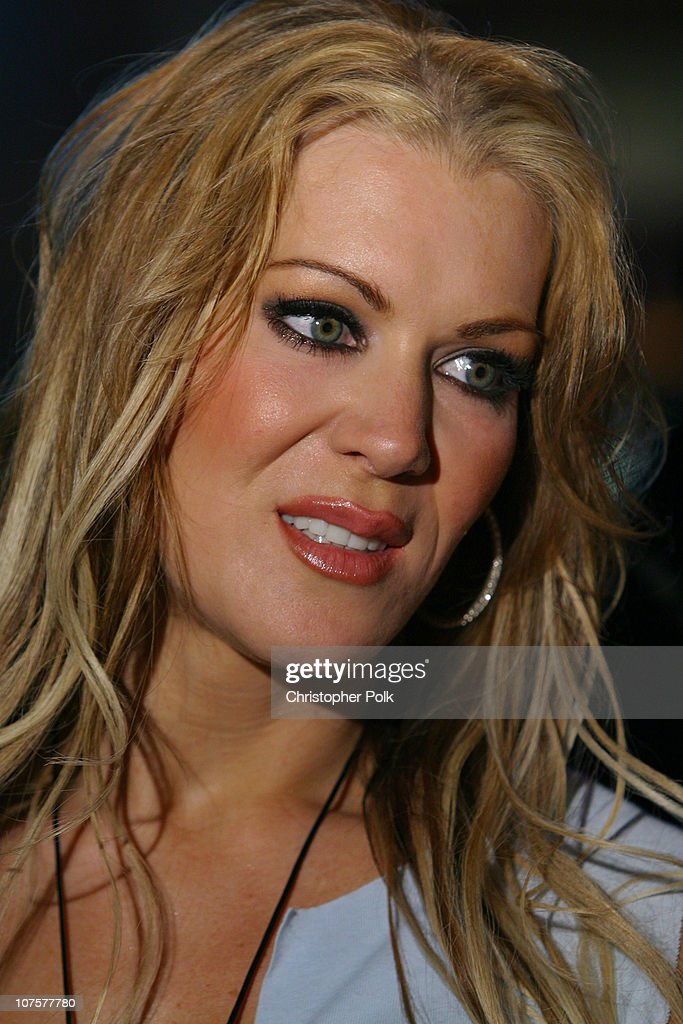 Joanie Laurer during 2002 Fox Billboard Bash Arrivals at Studio 54 inside MGM Grand Casino in Las Vegas NV