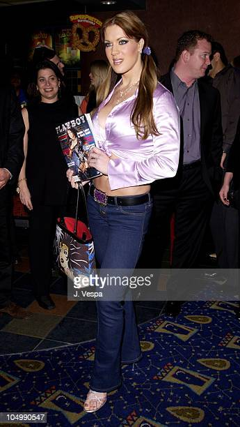 Joanie Laurer during Project Greenlight Screening at Chelsea West Theaters in New York City New York United States