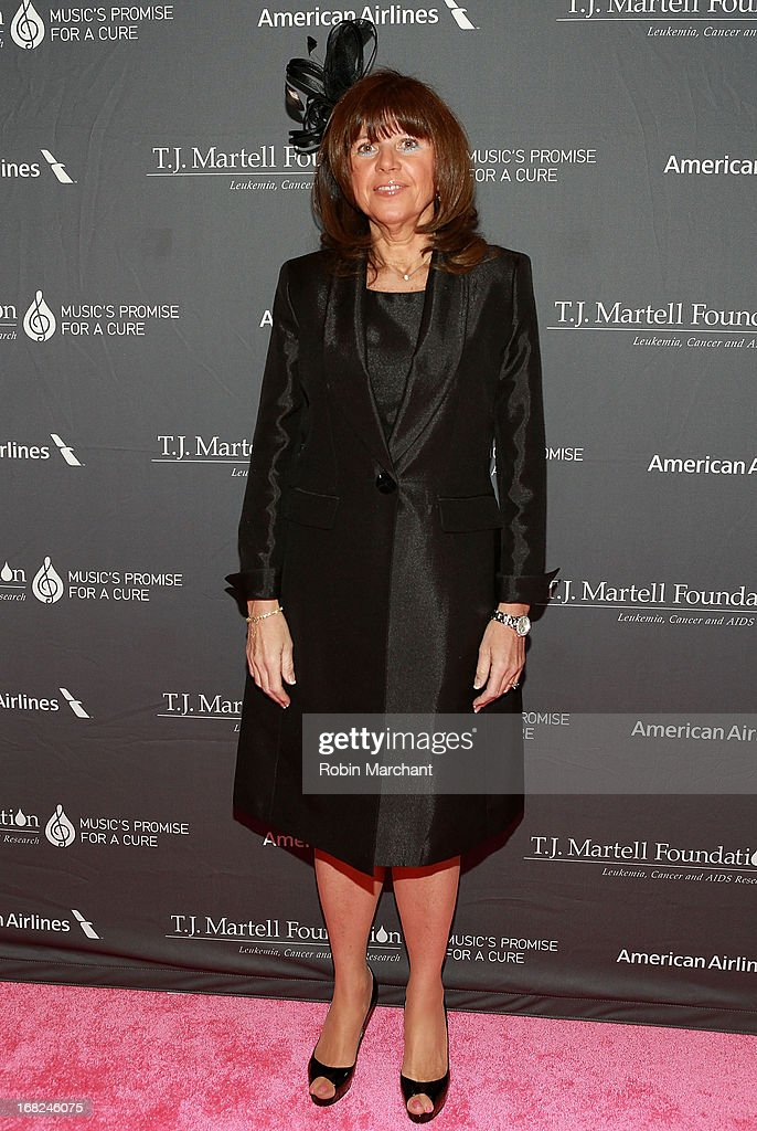 Joann Camuti attends 2013 T.J. Martell Foundation's Women Of Influence Awards And Luncheon at Riverpark on May 7, 2013 in New York City.