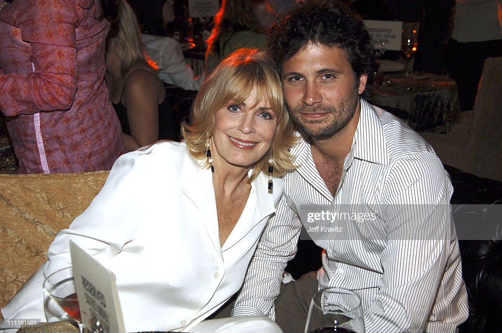 Joanna Cassidy and Jeremy Sisto during HBO's 'Six Feet Under' Season 5 Premiere After Party at Grauman's Chinese Theater in Hollywood California...