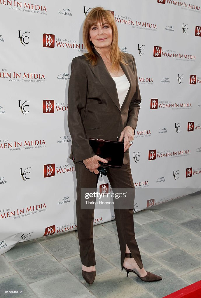 Joanna Cassidy attends the 56th annual Genii Awards at Skirball Cultural Center on April 23, 2013 in Los Angeles, California.