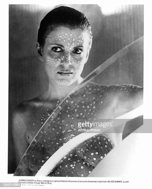 Joanna Cassidy in a scene from the film 'Blade Runner' 1982
