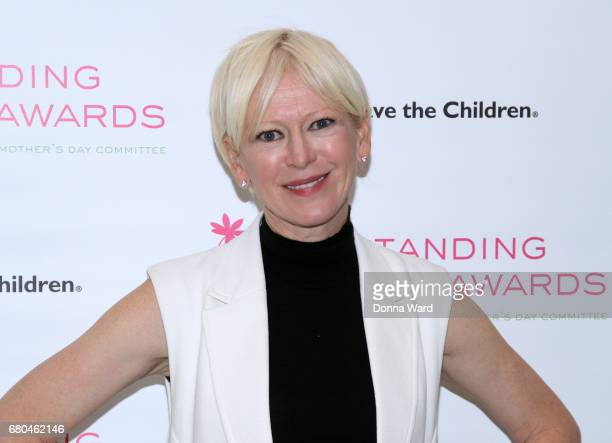 Joanna Coles attends the 2017 Outstanding Mother Awards at The Pierre Hotel on May 8 2017 in New York City