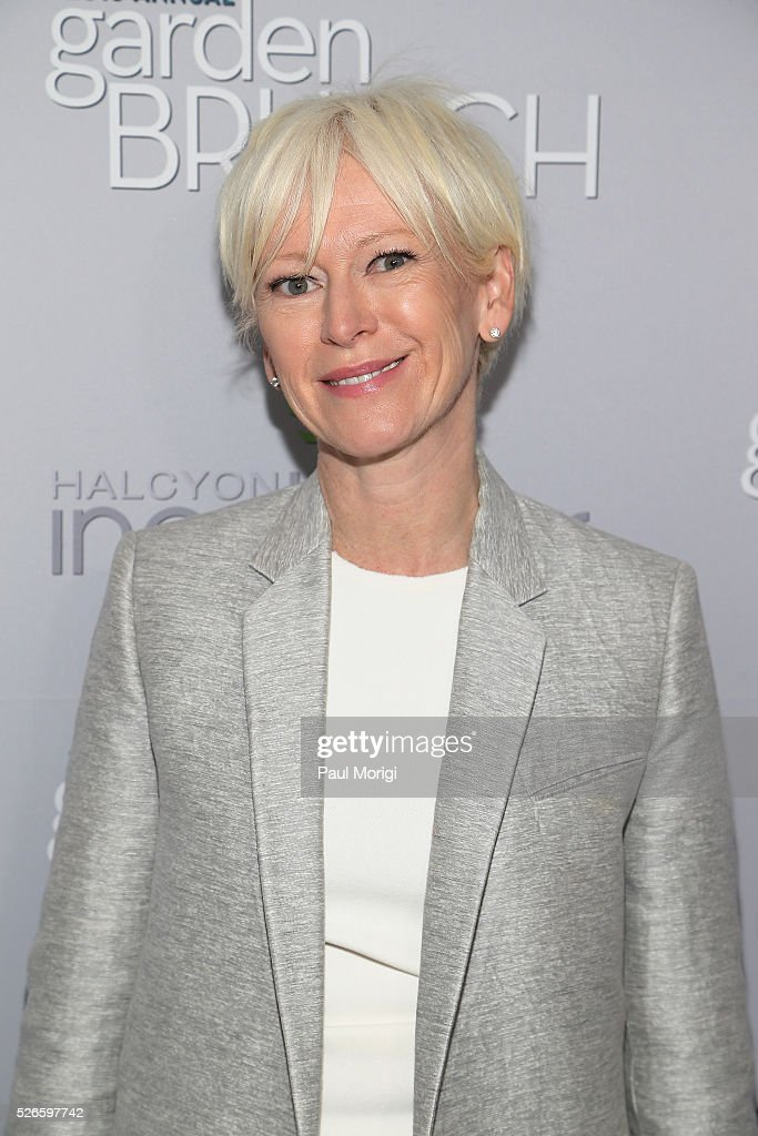 Joanna Coles attends the Garden Brunch prior to the 102nd White House Correspondents' Association Dinner at the Beall-Washington House on April 30, 2016 in Washington, DC.