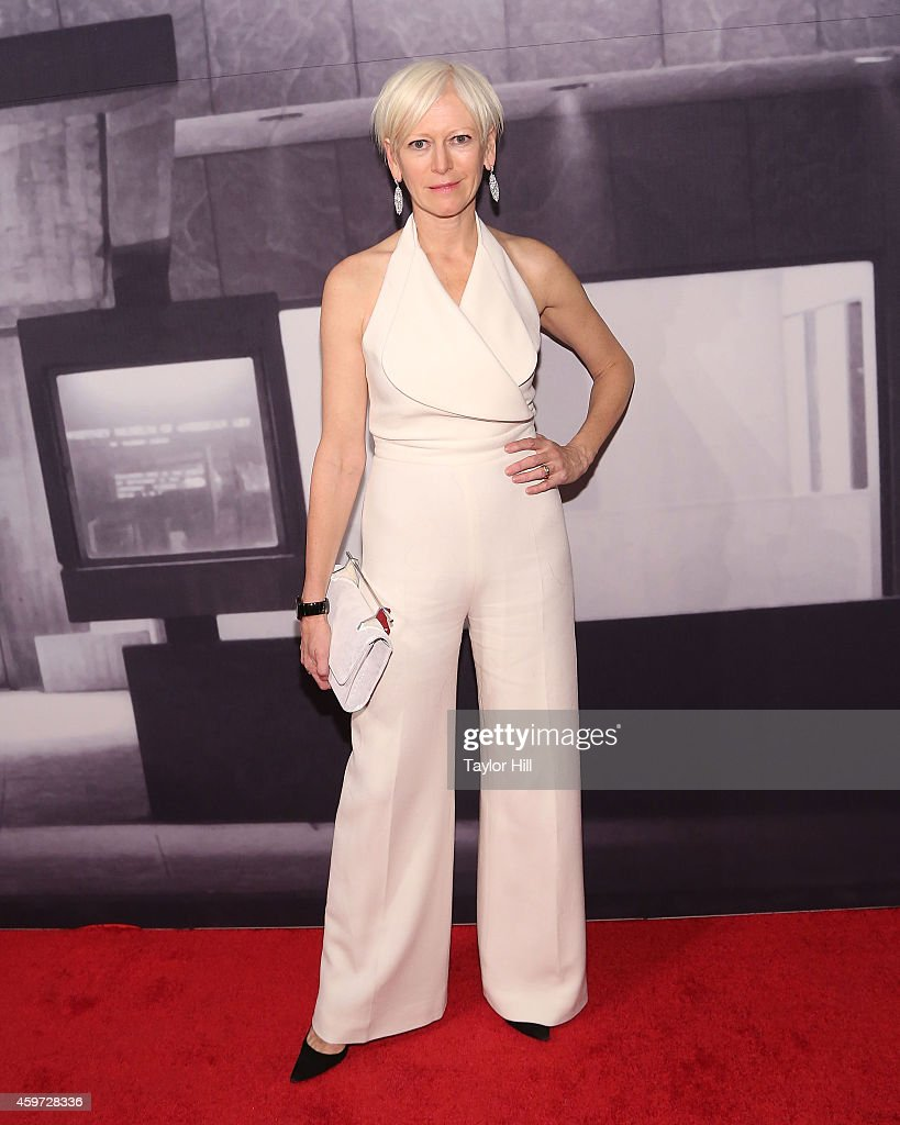 Joanna Coles attends The Whitney Museum Of American Art's 2014 Gala Studio Party at The Whitney Museum of American Art on November 19 2014 in New...
