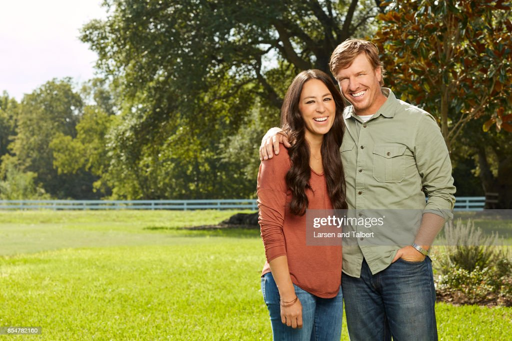 Chip and Joanna Gaines, People Magazine, October 24, 2016
