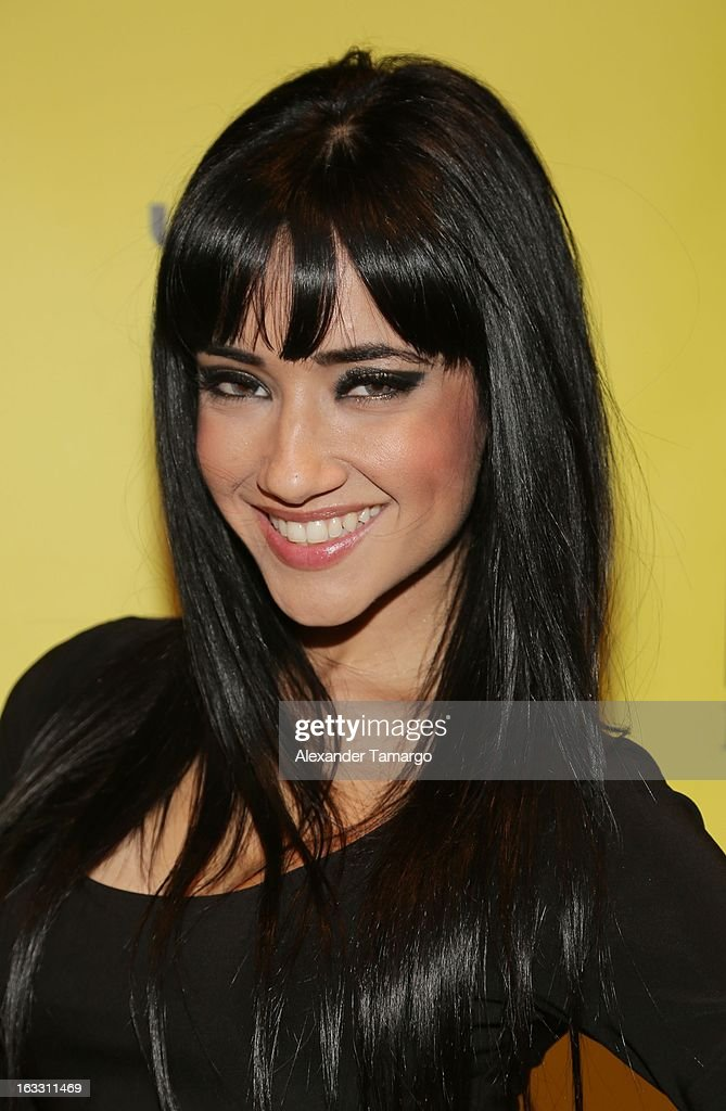 Joanna Galis-Menendez attends 'Eenie Meenie Miney Moe' Premiere during the 2013 Miami International Film Festival at Gusman Center for the Performing Arts on March 7, 2013 in Miami, Florida.
