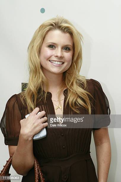 Joanna Garcia during Shane West and Eric Podwall's Birthday Party June 25 2006 at Skybar in Hollywood California United States