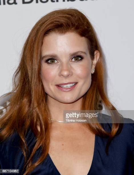 JoAnna Garcia Swisher attends the 2017 ABC/Disney Media Distribution International Upfronts at Walt Disney Studio Lot on May 21 2017 in Burbank...