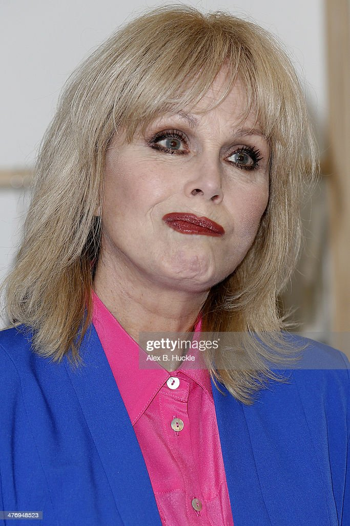 <a gi-track='captionPersonalityLinkClicked' href=/galleries/search?phrase=Joanna+Lumley&family=editorial&specificpeople=206307 ng-click='$event.stopPropagation()'>Joanna Lumley</a> attends a photocall to open the new Marks and Spencer Kids Shwop Boutique at Marks & Spencer Marble Arch on March 6, 2014 in London, England.