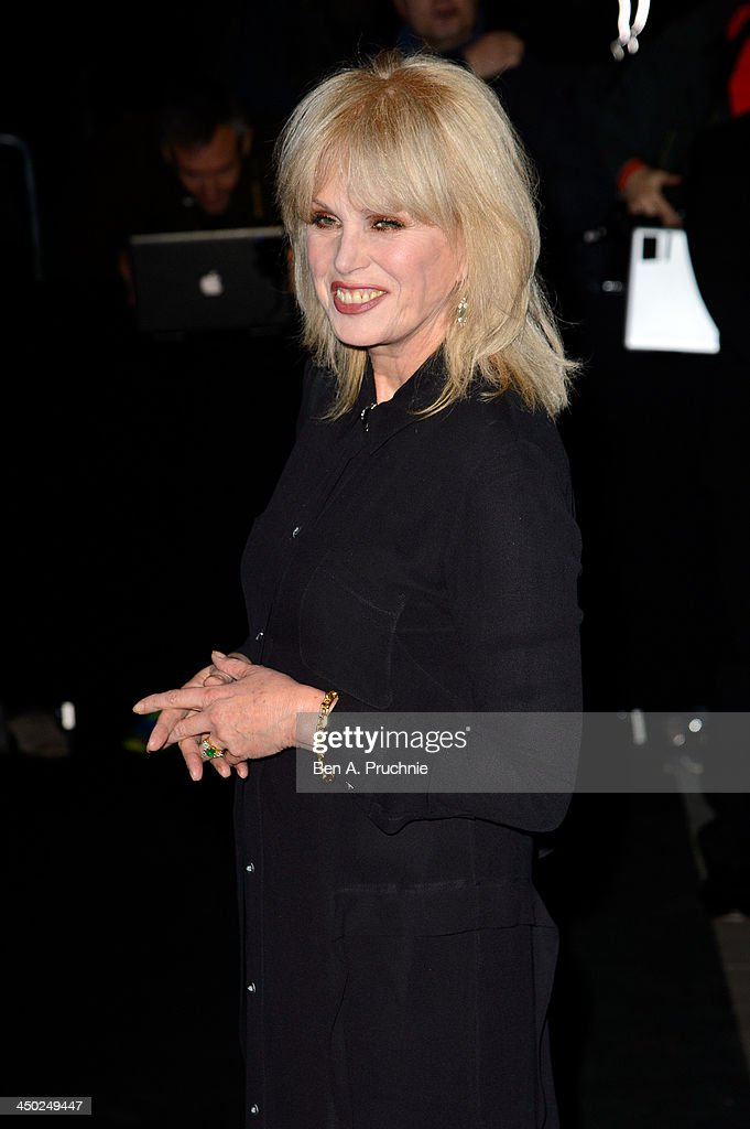 <a gi-track='captionPersonalityLinkClicked' href=/galleries/search?phrase=Joanna+Lumley&family=editorial&specificpeople=206307 ng-click='$event.stopPropagation()'>Joanna Lumley</a> attends the Evening Standard Theatre Awards at The Savoy Hotel on November 17, 2013 in London, England.