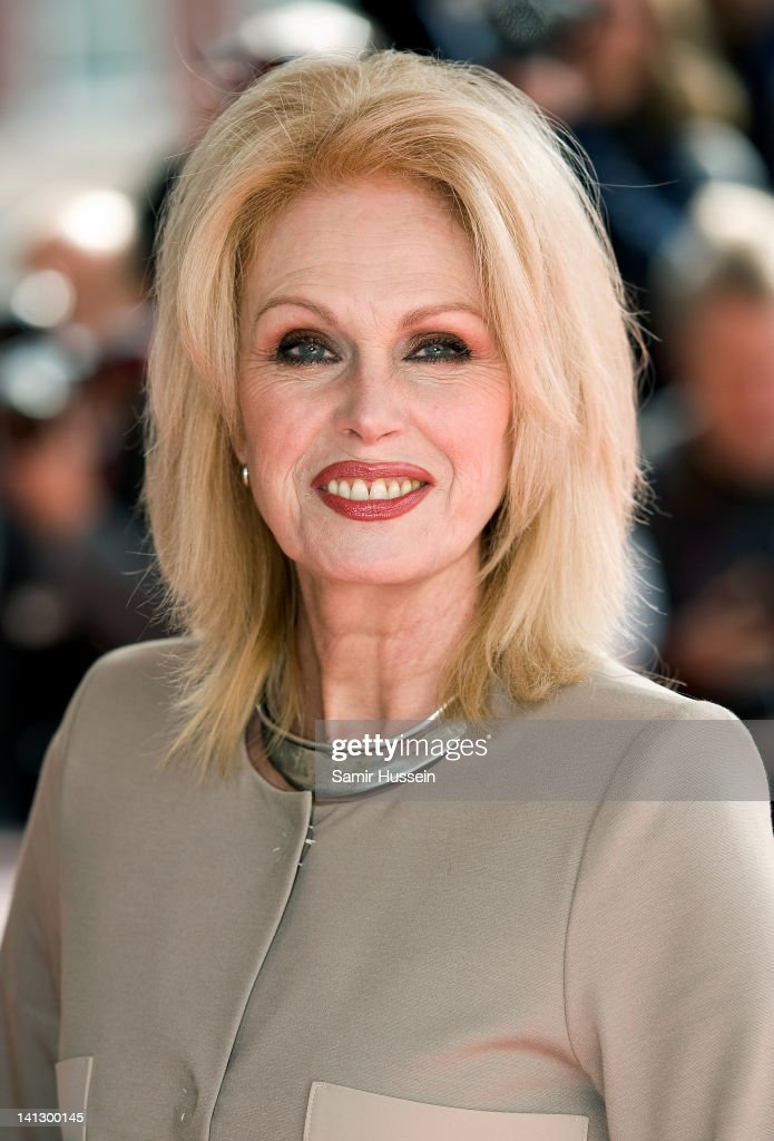 Joanna Lumley attends The Prince's Trust L'Oreal Paris Celebrate Success Awards at Odeon Leicester Square on March 14 2012 in London England