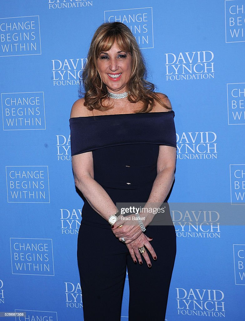 Joanna Plafsky attends An Amazing Night Of Comedy: A David Lynch Foundation Benefit For Veterans With PTSD at New York City Center on April 30, 2016 in New York City.