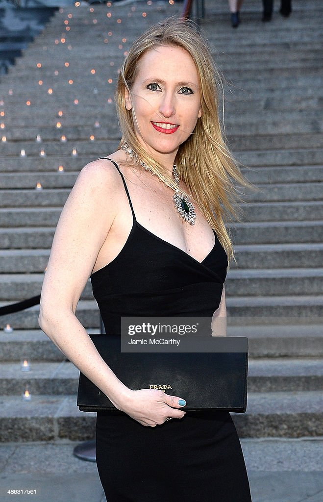 Joanna Scholl attends the Vanity Fair Party during the 2014 Tribeca Film Festival at the State Supreme Courthouse on April 23, 2014 in New York City.