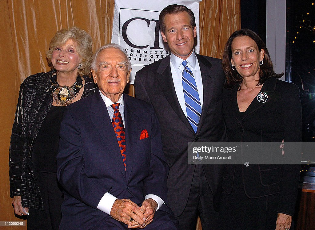 The Committee to Protect Journalists Honors Walter Cronkite?s 25 Years of
