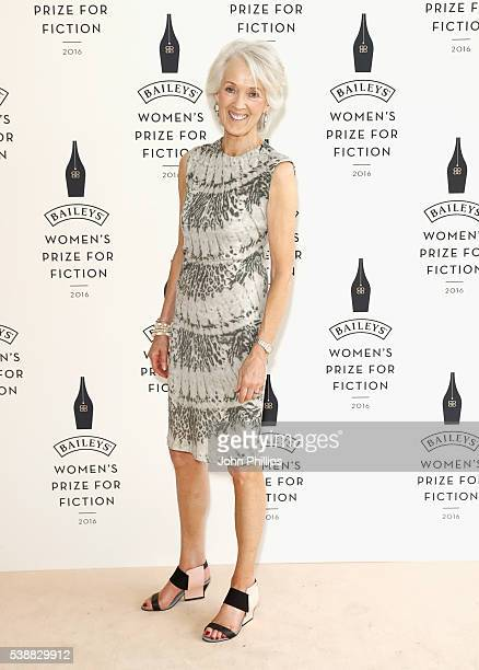Joanna Trollope arrives to celebrate the 2016 Baileys Women's Prize for Fiction at the Royal Festival Hall on June 8 2016 in London England