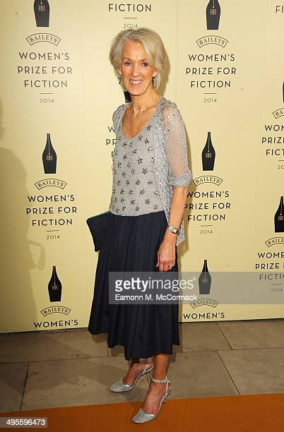 Joanna Trollope arriving at the 2014 Baileys Women's Prize for Fiction Winner's Announcement Ceremony at the Royal Festival Hall on June 4 2014 in...