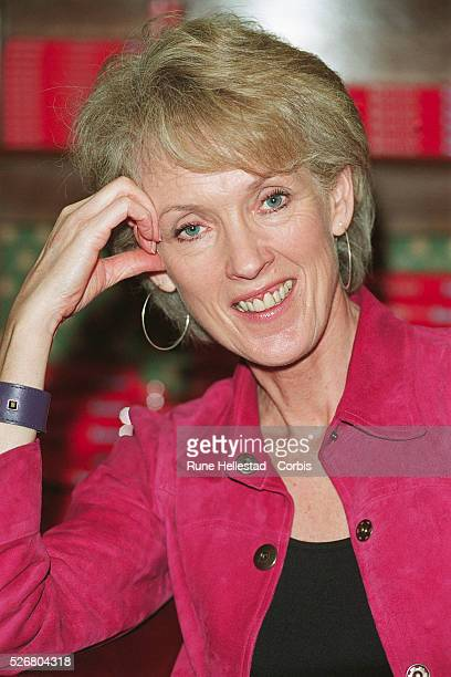 Joanna Trollope at a book signing for her latest novel 'Girl From the South'