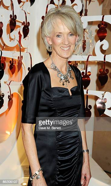 Joanna Trollope attends the Portrait Gala to raise funds for its Education programme at the National Portrait Gallery on March 3 2009 in London...