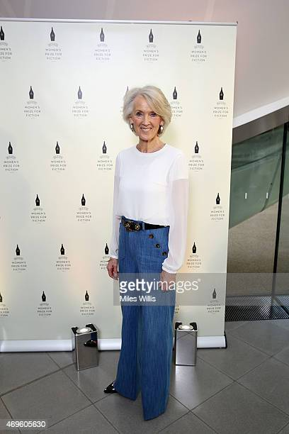 Joanna Trollope celebrates the Baileys Women's Prize for Fiction 2015 Shortlist announcement at The Magazine restaurant Serpentine Sackler Gallery on...