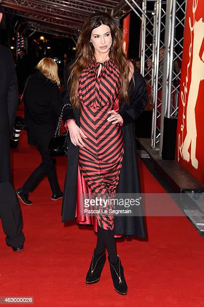 Joanna Tuczynska attends the 'Love Mercy' premiere during the 65th Berlinale International Film Festival at FriedrichstadtPalast on February 8 2015...