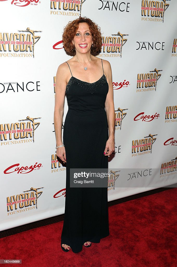 Joanne Borts attends the 2013 NYC Dance Alliance Foundation Gala at the NYU Skirball Center on September 29, 2013 in New York City.