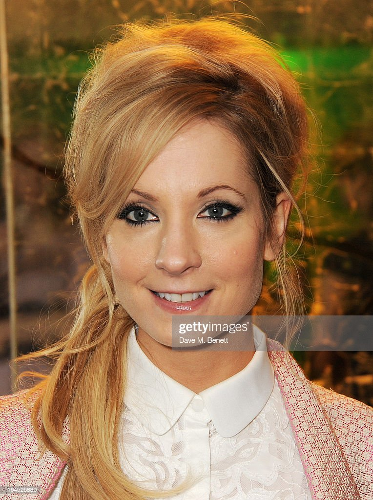 Joanne Froggatt arrives at the Jameson Empire Awards 2013 at The Grosvenor House Hotel on March 24, 2013 in London, England.