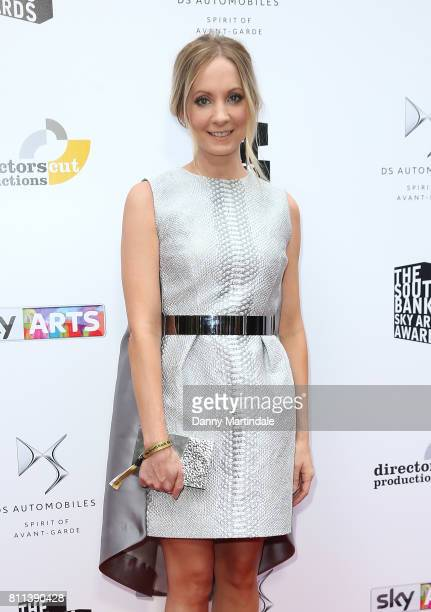 Joanne Froggatt attending The Southbank Sky Arts Awards 2017 at The Savoy Hotel on July 9 2017 in London England