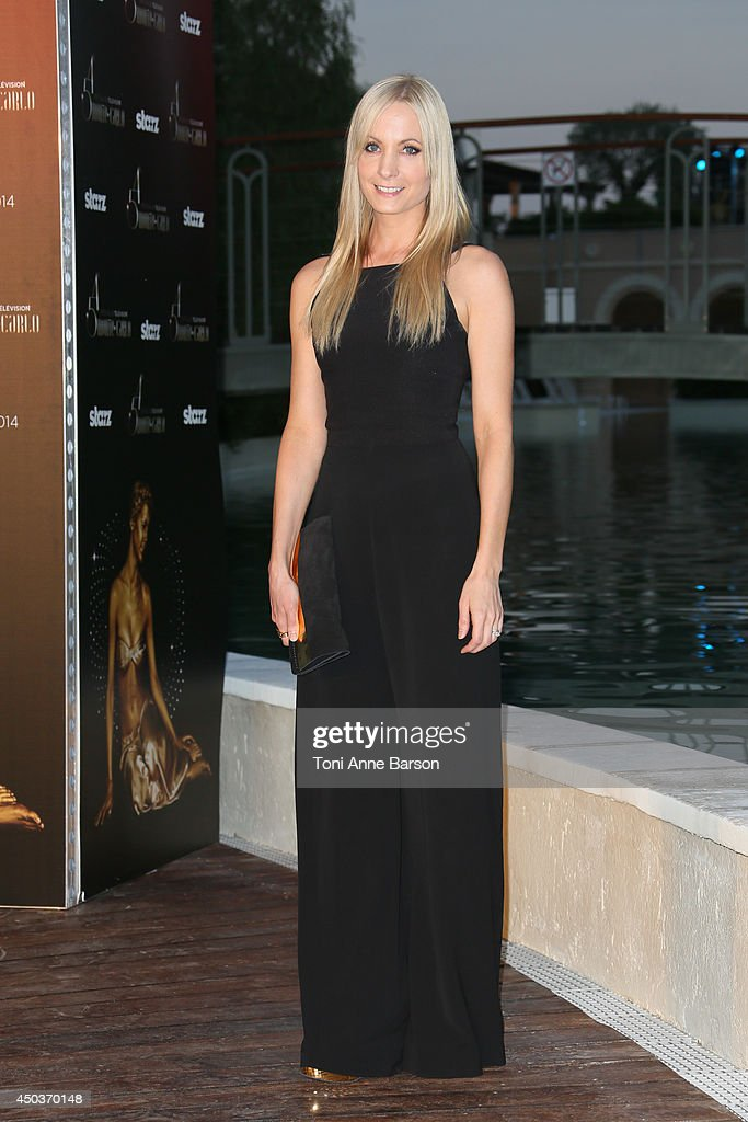 Joanne Froggatt attends a Party at the Monte Carlo Bay Hotel on June 9, 2014 in Monte-Carlo, Monaco.