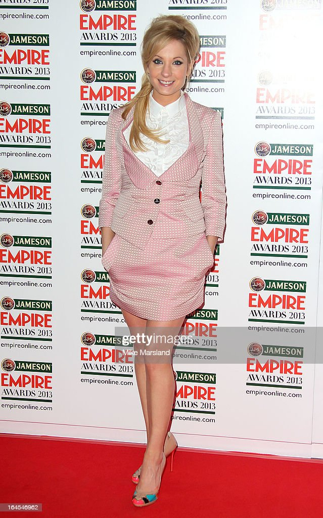 Joanne Froggatt attends the 18th Jameson Empire Film Awards at Grosvenor House, on March 24, 2013 in London, England.