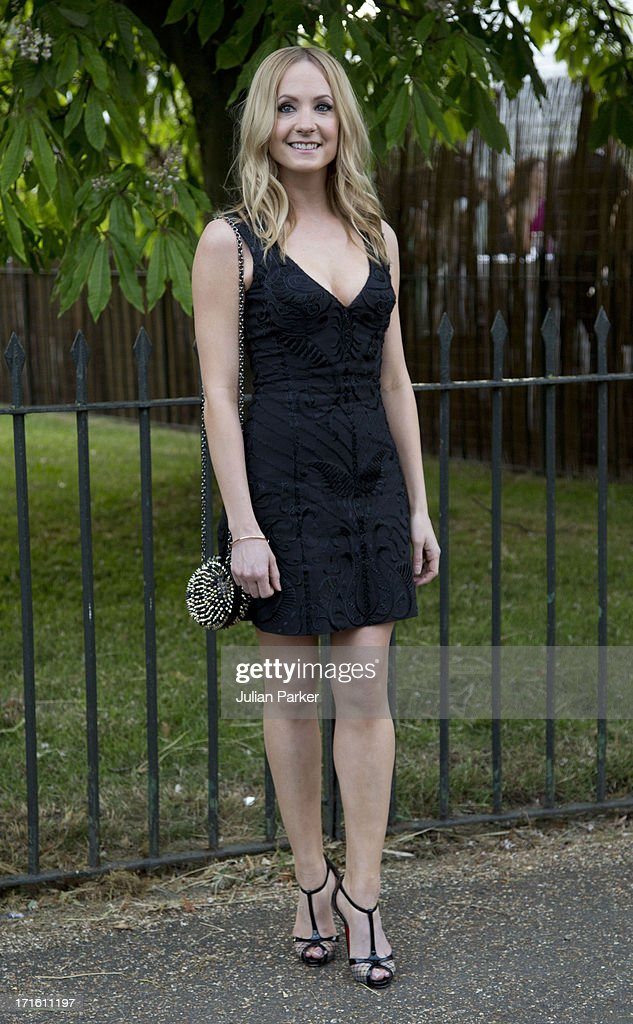 Joanne Froggatt attends the annual Serpentine Gallery summer party at The Serpentine Gallery on June 26, 2013 in London, England.