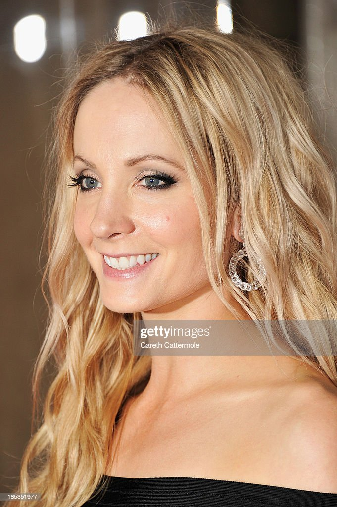 Joanne Froggatt attends the BFI London Film Festival Awards during the 57th BFI London Film Festival at Banqueting House on October 19, 2013 in London, England.