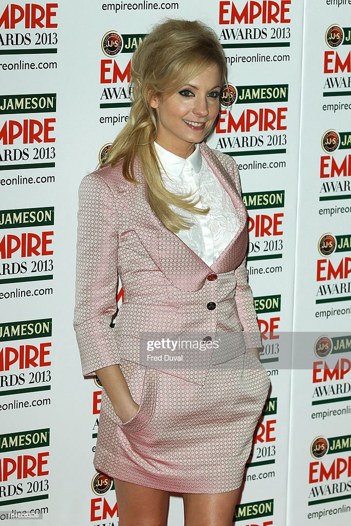Joanne Froggatt attends the Jameson Empire Film Awards at The Grosvenor House Hotel on March 24, 2013 in London, England.