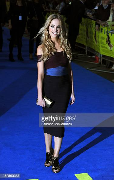 Joanne Froggatt attends the London Premiere of 'Filth' at Odeon West End on September 30 2013 in London England