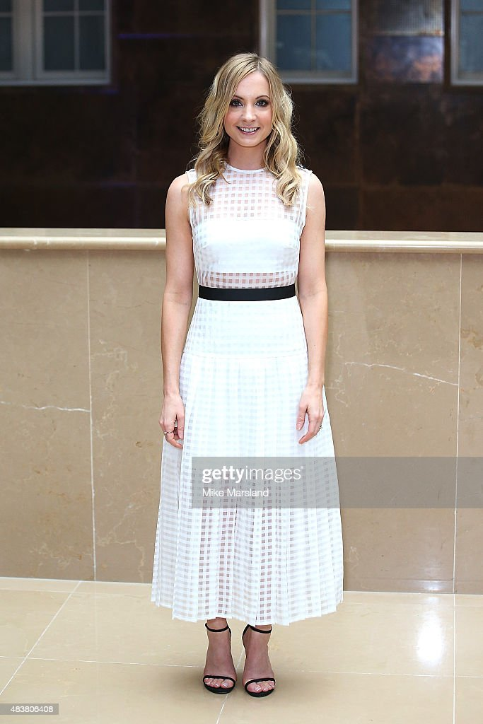 <a gi-track='captionPersonalityLinkClicked' href=/galleries/search?phrase=Joanne+Froggatt&family=editorial&specificpeople=2364245 ng-click='$event.stopPropagation()'>Joanne Froggatt</a> attends the press launch of 'Downton Abbey' at May Fair Hotel on August 13, 2015 in London, England.