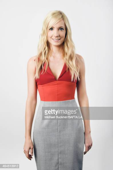 Joanne Froggatt poses for a portrait at the BAFTA luncheon or on August 23 2014 in Los Angeles California