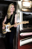 Joanne Shaw Taylor poses in Leamington Spa on 3 July 2014