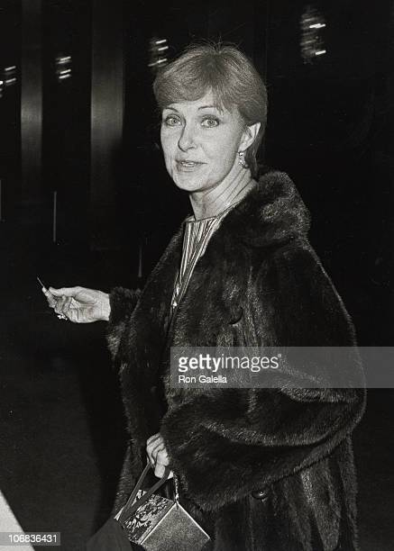 Joanne Woodward during Joanne Woodward sighting at the Metropolitan Opera House Lincoln Center for The Americana Ballet Performance April 16 1979 at...