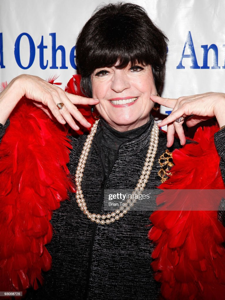 JoAnne Worley attends 'Celebration Of Caring A Toast To Rowan Martin's LaughIn' at Universal Hilton Hotel on November 14 2009 in Universal City...