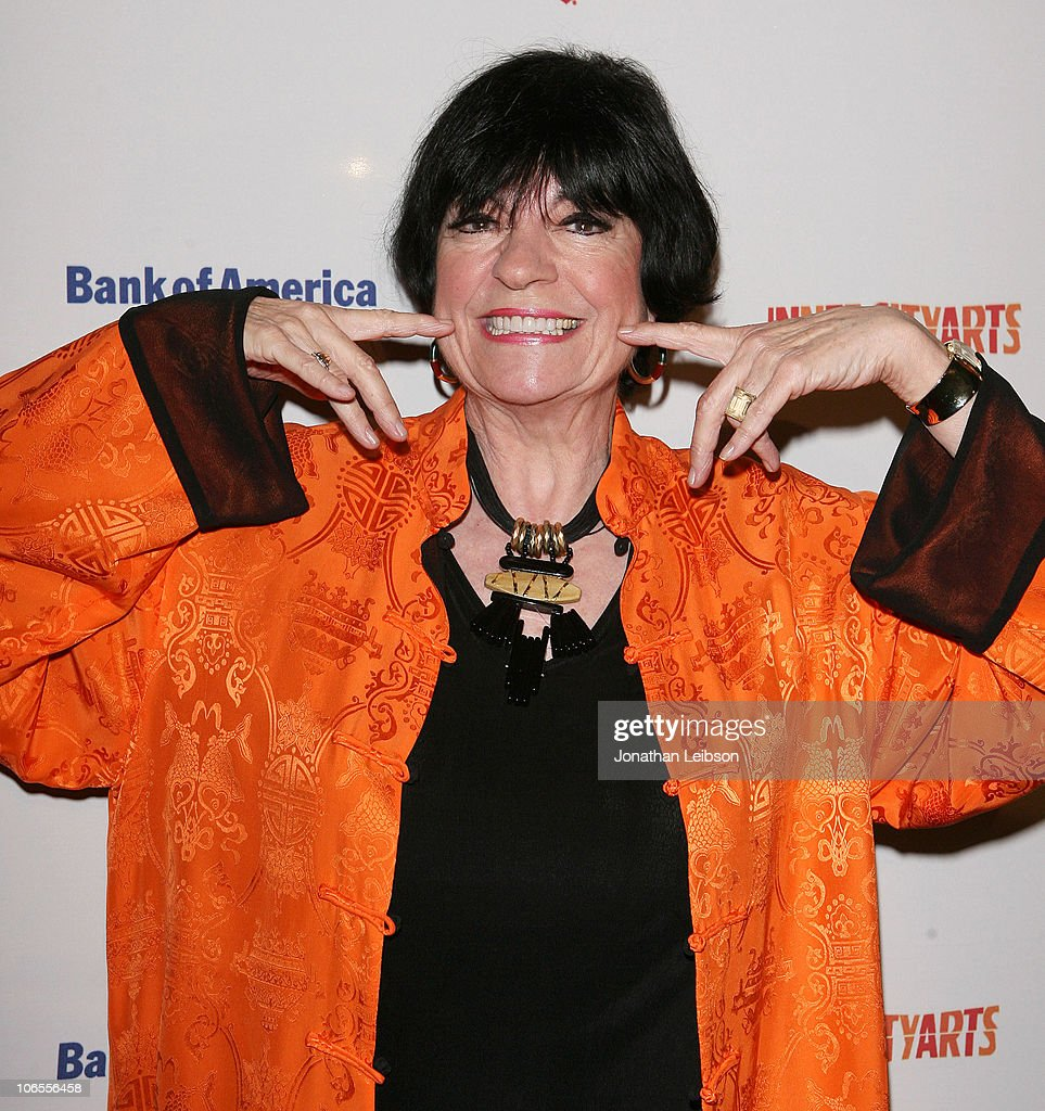 JoAnne Worley attends the InnerCity Arts' 2010 Imagine Gala at The Beverly Hilton hotel on November 4 2010 in Beverly Hills California