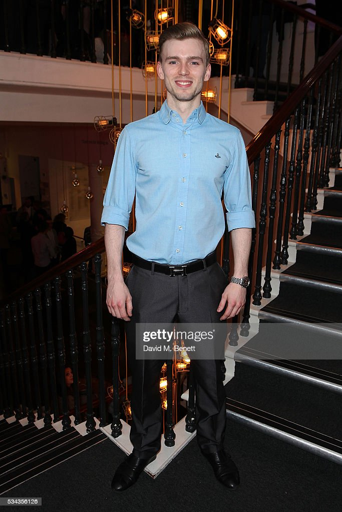 Joao Carolino attends the press night after party for 'Jekyll Hyde' at The Old Vic Theatre on May 25 2016 in London England