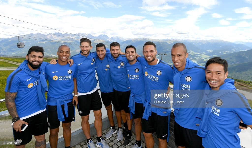 FC Internazionale Pre-Season Training Camp