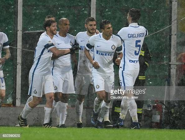 US Citta di Palermo v FC Internazionale - Serie A : News Photo